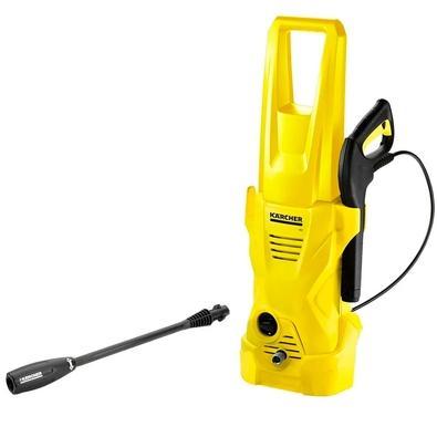 Lavadora de Alta Pressão Karcher K2 Portable, 1200W, 110V, Amarelo/Preto - 93987820