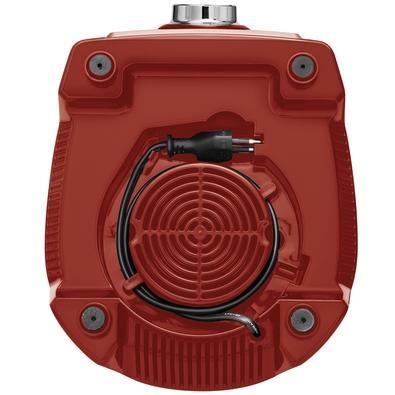 Liquidificador Mondial Turbo Power, 3 Velocidades, 500W, 220V, Vermelho - L-99-FR