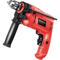Furadeira de Impacto Mondial Power Tools, Vermelha, 650W, 3/8´, 110V - NFFI-07