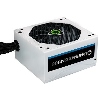 Fonte Gamemax GM500W, 500W, Branca - GM500W
