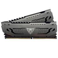 Memória Patriot Viper Steel 16GB (2x8GB), 4400MHz, DDR4, CL19 - PVS416G440C9K