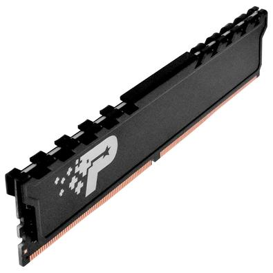 Memória Patriot Signature Premium 4GB (1x4GB), 2400MHz, DDR4, CL17 - PSP44G240081H1