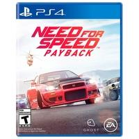 Game Need for Speed Payback PS4