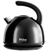 Chaleira Elétrica Philco Classic, 1.7 Litros, 110V, Preta - 53951014
