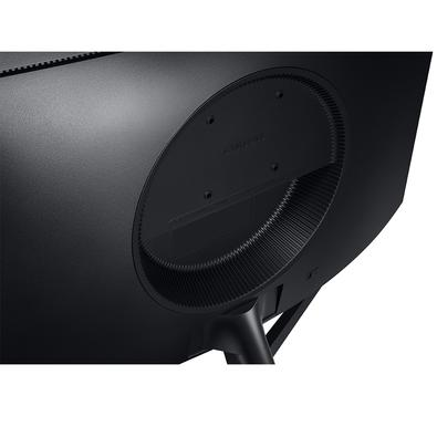 Monitor Gamer Samsung 27´, Curvo, Full HD, HDMI/DisplayPort, GSync, 240Hz, Inclinação Ajustável - LC27RG50FQLXZD