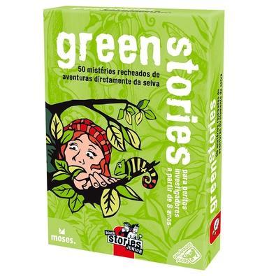 Jogo Green Stories - BLK202