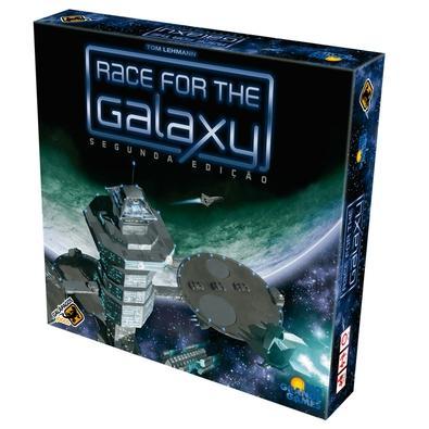 Jogo Race for The Galaxy, 2ª Edição - RFG101