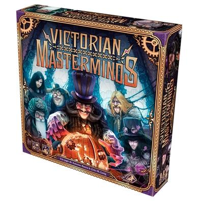Jogo Victorian Masterminds - VIC001