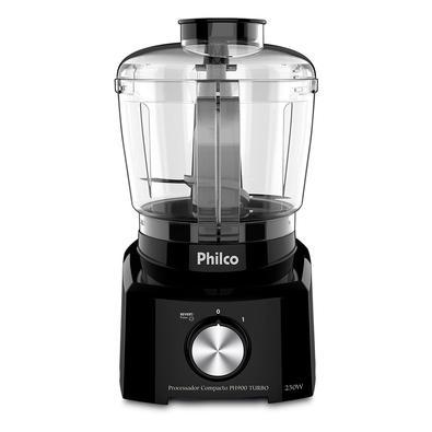 Processador Compacto Philco PH900 Turbo, 250W, 220V, Preto - 103302028