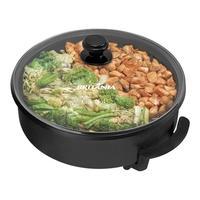 Panela Elétrica Britânia Cook Chef, 110V, Preta - 66401058