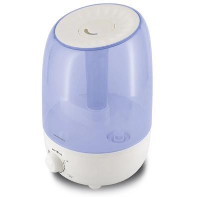 Umidificador Britânia BUD04B, 4.8 Litros, Bivolt, Branco/Azul - 65503019