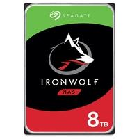 HD Seagate IronWolf NAS, 8TB, SATA - ST8000VN004