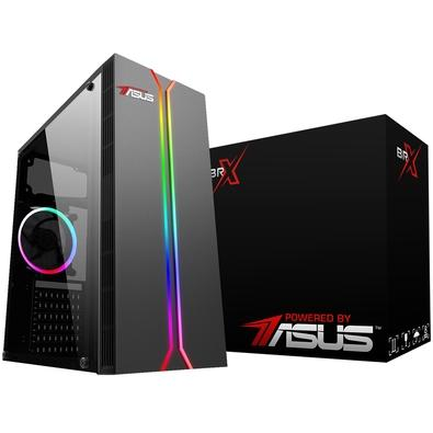 Computador Gamer BRX Powered By Asus, AMD Ryzen 5 3600X, 8GB, SSD 240GB, Asus NVIDIA GeForce GTX 1650 4GB, Windows 10 Pro - PCAMD53600X8GB24
