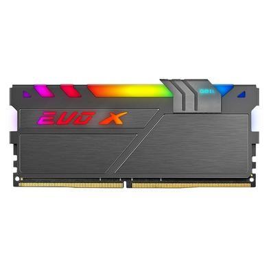 Memória Ram 16gb Kit(2x8gb) Ddr4 3000mhz Gaexsy416gb3000c16adc Geil