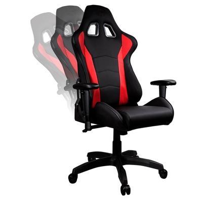 Cadeira Gamer Cooler Master Caliber R1, Red - CMI-GCR1-2019R