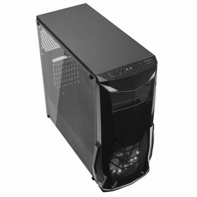 Computador Gamer Brazil PC Intel Core i7-8700, 16GB, 2TB, Linux - 45669