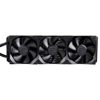 Water Cooler EVGA CLC, 360mm (3x 120mm), Closed Loop CPU Cooler, AMD/Intel - 400-HY-CL36-V1