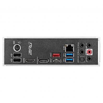 Placa-mãe MSI MPG Z490 GAMING PLUS, Intel LGA 1200, ATX, DDR4