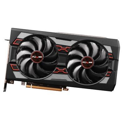 Placa de Vídeo Sapphire AMD Pulse RX 5600 XT, 6GB, GDDR6 - 11296-01-20G