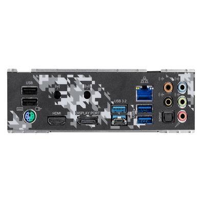 Placa-Mãe ASRock Z490 Steel Legend, Intel LGA 1200, ATX, DDR4 - 90-MXBC10-A0UAYZ