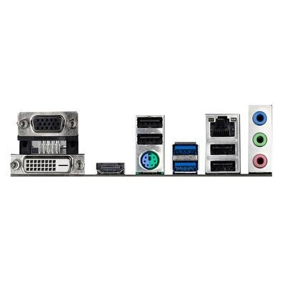 Placa-Mãe ASRock H410M-HDV, Intel LGA 1200, Micro ATX, DDR4