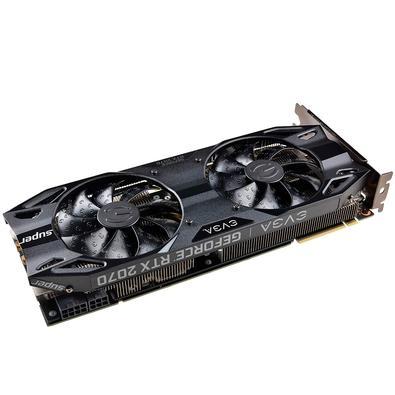 Placa de Vídeo EVGA NVIDIA GeForce RTX 2070 Super KO Gaming, 8GB, GDDR6 - 08G-P4-2072-KR