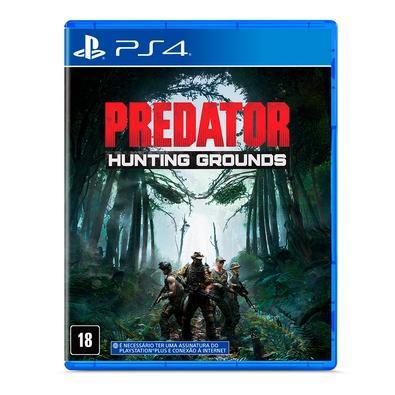 Game Predator: Hunting Grounds PS4