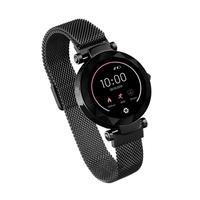 Smartwatch Atrio Paris, Bluetooth, Monitor Cardíaco, À Prova d´Água, Preto - ES267