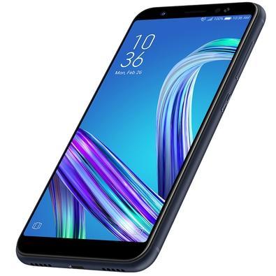 Smartphone Asus Zenfone Max M3, 64GB, 13MP, Tela 5.5´, Preto - ZB555KL-4A164BR