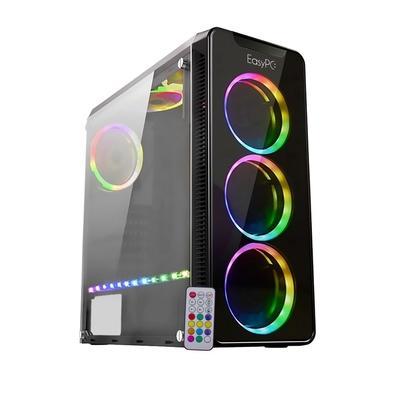 Computador Gamer EasyPC Intel Core i5-3470, 10GB, 500GB, NVIDIA GT 210, Linux - 33689