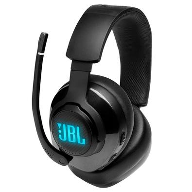 Headset Gamer JBL Quantum 400, RGB, Drivers 50mm, Preto - 28913166