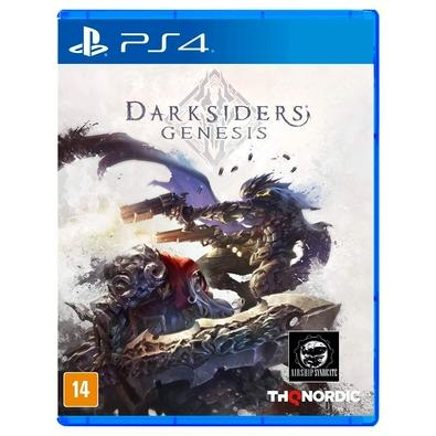 Game Darksiders Genesis PS4