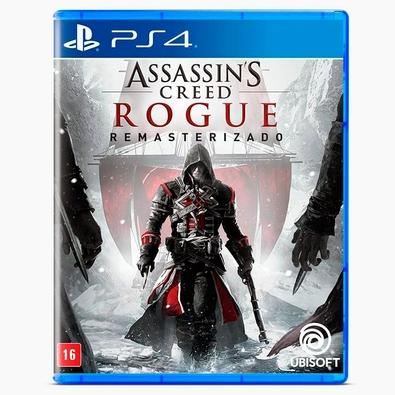 Jogo Assassin's Creed Rogue - Playstation 4 - Ubisoft