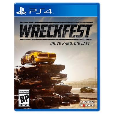 Game Wreckfest PS4