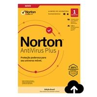 Norton Antivirus Plus 2GB para 1 Dispositivo - Digital para Download - 21405544