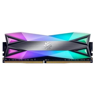 Memória XPG Spectrix D60G, RGB, 16GB (2x8GB), 3600MHz, DDR4, CL14 - AX4U360038G14C-DT60
