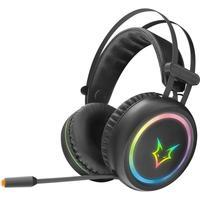 Headset Gamer Husky Gaming Polar, Stereo, Driver 50mm, Rainbow - HS-HPO-RW