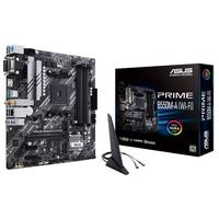 Placa-Mãe Asus Prime B550M-A (Wi-Fi), AMD AM4, mATX, DDR4
