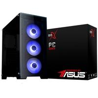 Computador Gamer BRX Powered By Asus AMD Ryzen 5 3600X, 16GB, 1TB, SSD 120GB, GTX 1660 6GB, Windows 10 Pro - PCR53600X16GB1TB120GB1660W10B