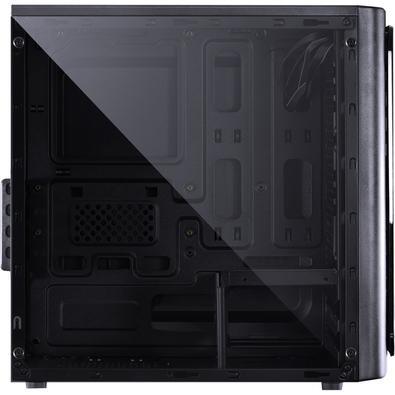 Computador Gamer NTC Intel Core i7-9700F, 8GB, SSD 240GB, GTX 1660 6GB, Windows 10 Pro - VULCANO II 7120