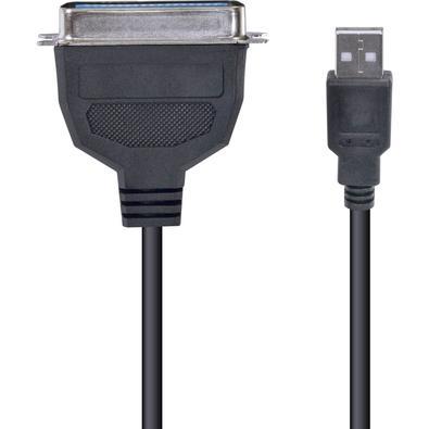 Cabo para Impressora Vinik USB x IEEE1284, 2 metros - 25551