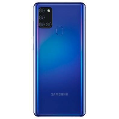 Smartphone Samsung Galaxy A21s, 64GB, 48MP, Tela 6.5´, Azul - SM-A217MZBKZTO