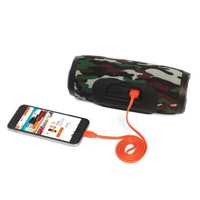 Caixa de Som Portátil JBL Charge4 Squad, Bluetooth, 30W RMS, À Prova d´Água, Camuflado -JBLCHARGE4SQUAD
