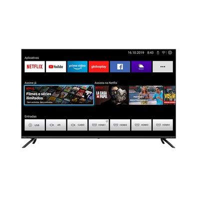 Smart TV LED 50´ UHD 4K Philco, Conversor Digital, 4 HDMI, 2 USB, Wi-Fi, HDR - 99503021