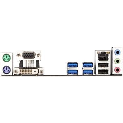 Placa-Mãe Gigabyte B460M D2V, Intel LGA1200, Micro ATX, DDR4