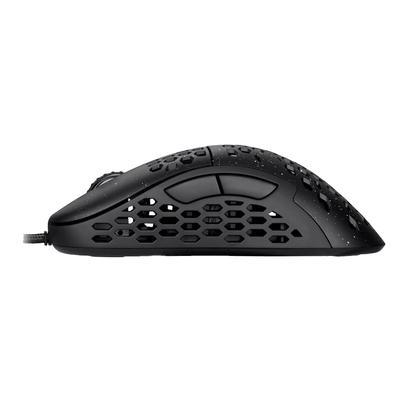 Mouse Gamer Motospeed Darmoshark N1 Essential, LED Rainbow, 8 Botões, 6400DPI - FMSMS0086PTO