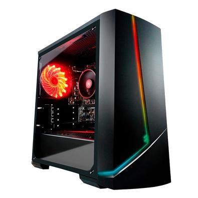 Computador Gamer G-Fire AMD Ryzen 3 3300X, 8GB, SSD 256GB, Radeon RX 550 2GB, Linux - HTG-R702