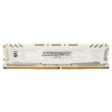 Memória Crucial Ballistix Sport, 16GB, 3200MHz, DDR4, CL16 - BLS16G4D32AESC