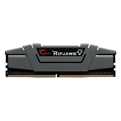 Memória G.Skill Ripjaws V, 16GB (2x8GB), 2800MHz, DDR4, CL16, Cinza - F4-2800C16D-16GVG