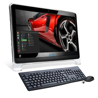All In One Home Tech Talent Intel Core i3-9100, 4GB, SSD 120GB, Windows 10 - HTA206-R005W